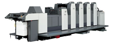 A3-plus size offset press 520GX-4