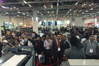 Exhibit at PRINTPACK INDIA 2015|Shows | RMGT - RYOBI MHI