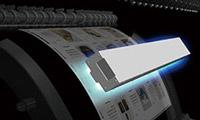 LED-UV printing system