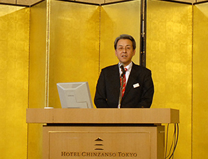 代表取締役社長 堂本秀樹