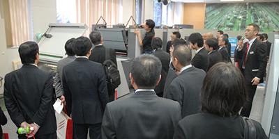 B2判印刷機 RYOBI 764E