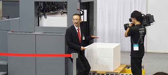 RMGT 10 給紙自動ノンストップ装置